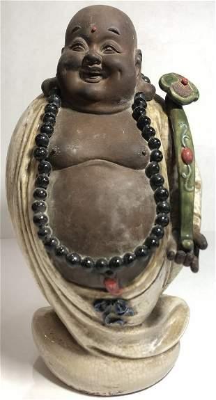 Chinese ceramic Buddha