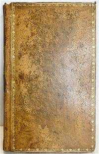 Works of Moliere 1818