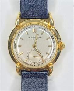 Vacheron Constantin 18k mans wristwatch