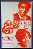 Lesley Gore and Richard Pryor poster