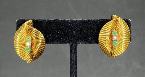 Screw-Back Earrings