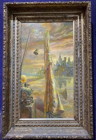 Painting by Rodion Tikhomirov (Ukraine)
