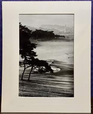 Photo by W. Eugene Smith, landscape