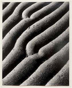 Photo by Willard Van Dyke, Mud Patterns, c1931