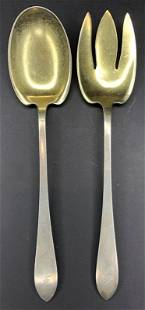 Tiffany and Co sterling serving set(Clinton)