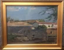 Russian painting-Maksimov-Ambassador