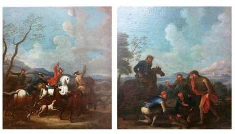 Francisco Goya Paintings Spanish Art 18th CV$800000