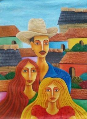 Alberto Chile Latin American Art