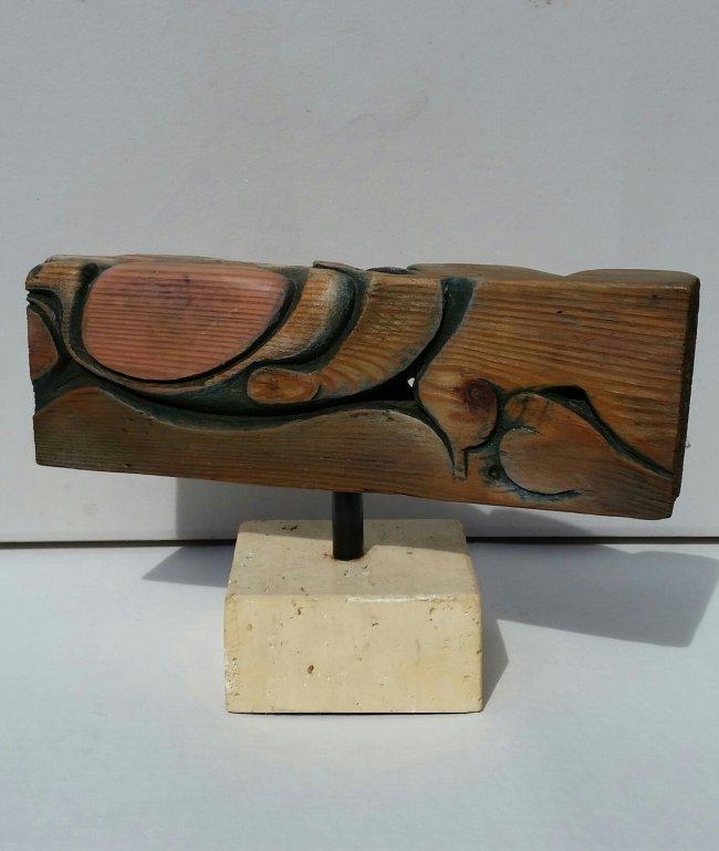 Pedro Hernandez Cuban Latin American Sculpture