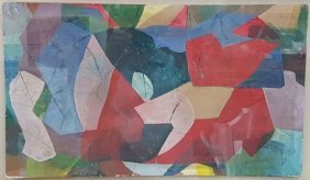 Serge Poliakoff Abstract