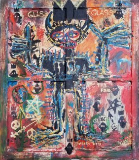 Jean Michel Basquiat Abstract Expressionism 1960-1988