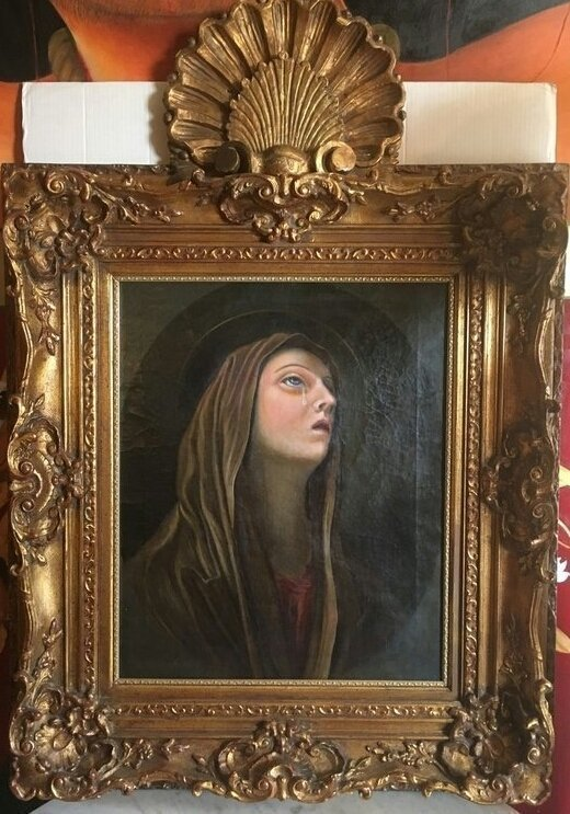 Jacopo De Pontormo Oil on Canvas (1494 - 1557) - 2