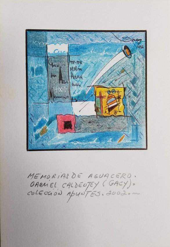 ART CARIBBEAN LATIN AMERICAN DOMINICAN REPUBLIC GACY - 2