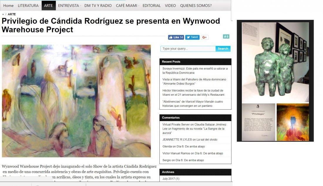 Contemporary Latin American Modern Abstract Candida - 4