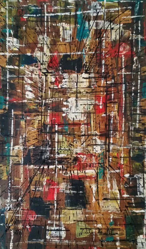 Maria Helena Vieira da Silva Abstract Portuguese French