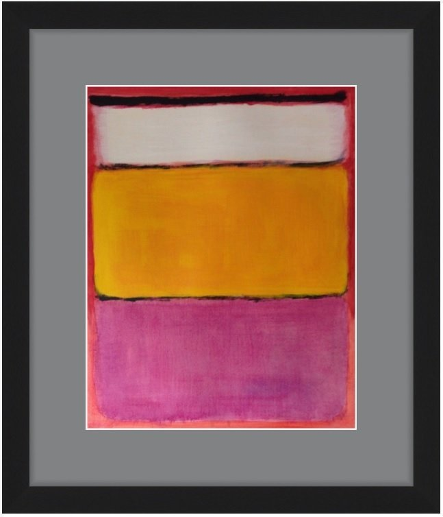 Mark Rothko Abstract American Russian Modern 1903-1970