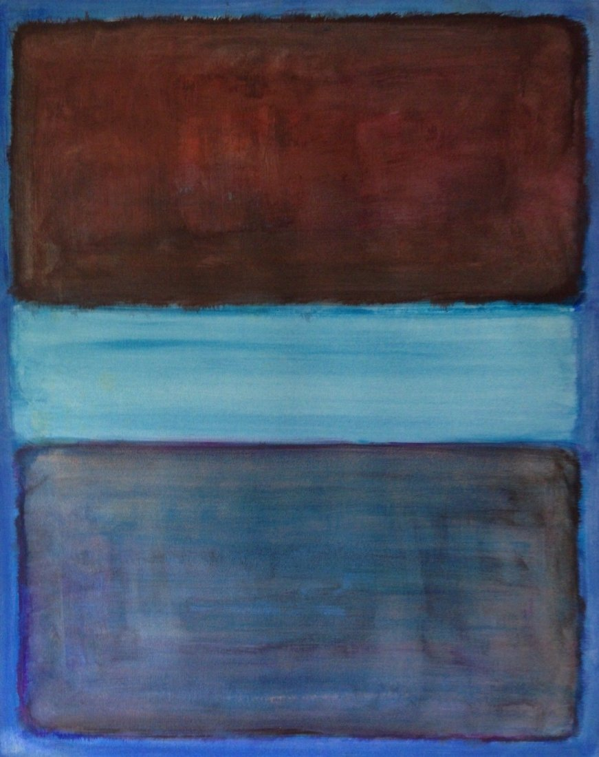 Mark Rothko Abstract American Russian Modern 1903-1970 - 2