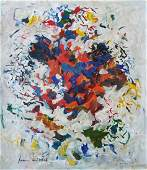 Joan Mitchell Abstract Expressionism (1925-1992)