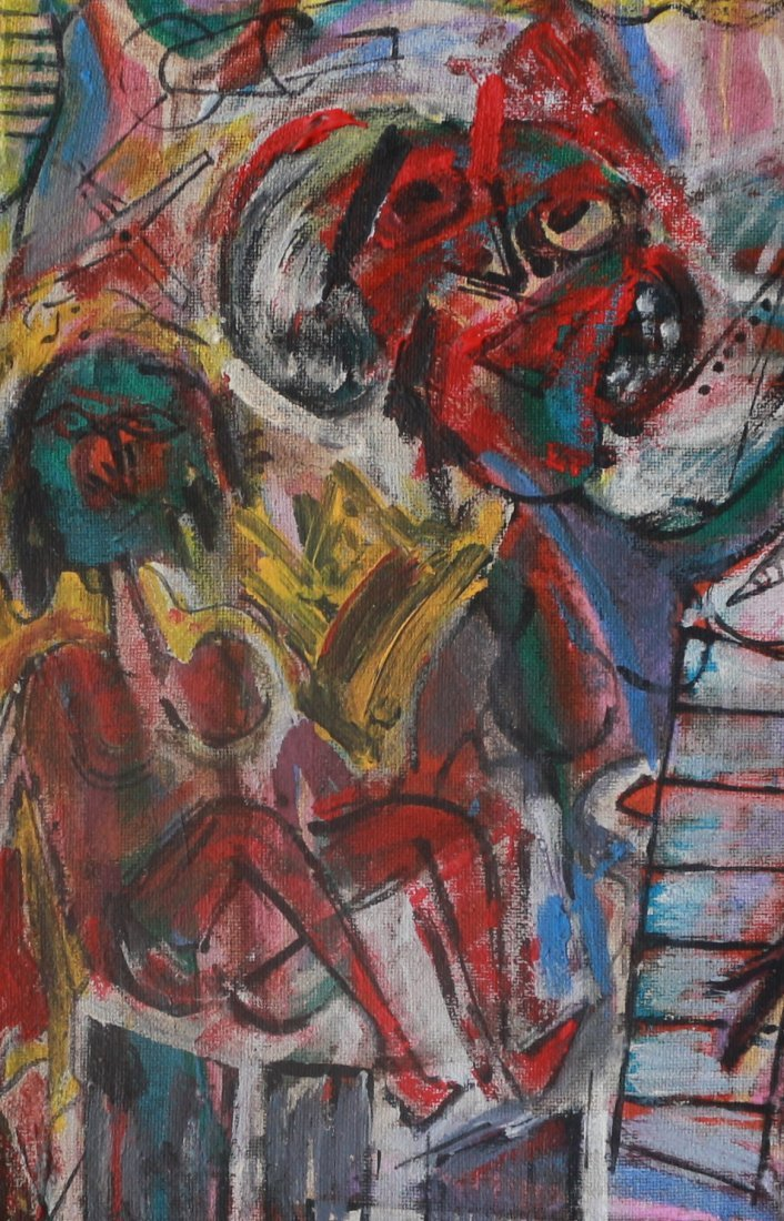Willem de Kooning Abstract Expressionist (1904 – 1997) - 2