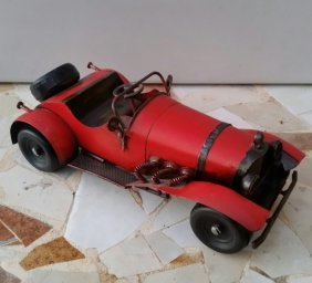VINTAGE 1920S SPORTS CAR COLLECTIBLE