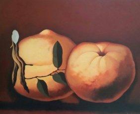 OMAR PUENTE STILL LIFE LATIN AMERICAN ART