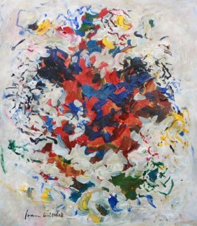 Joan Mitchell Abstract Expressionist