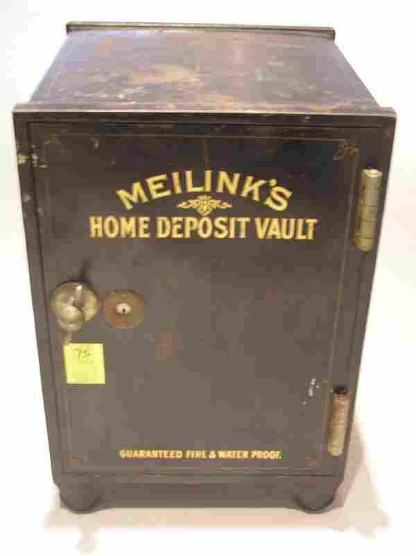Meilinks Mfg. Co. Home Deposit Small Safe