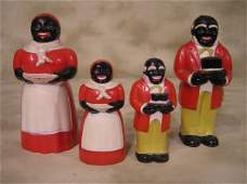 410: Two Aunt Jemima and Uncle Mose S& Ps