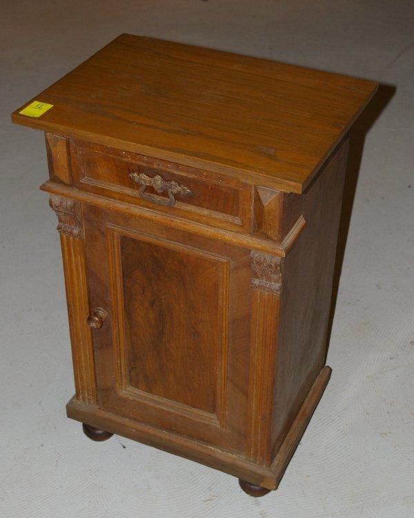1012: Eastlake Telephone Stand