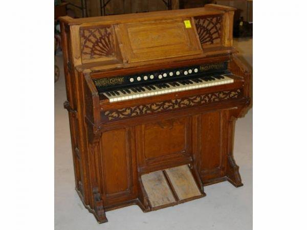 1021: Eastlake Organ