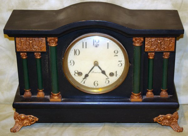 1023: Sessions Mantle Clock