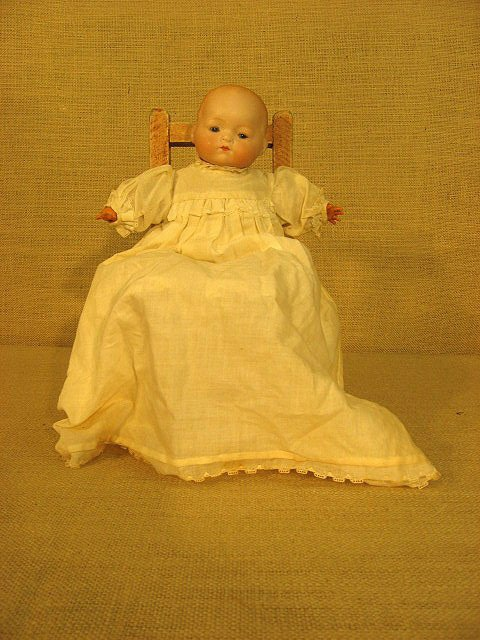 10: German Arranbee baby doll.