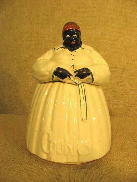 13: Cookie Jar. Aunt Jemima. McCoy. Exc condition.