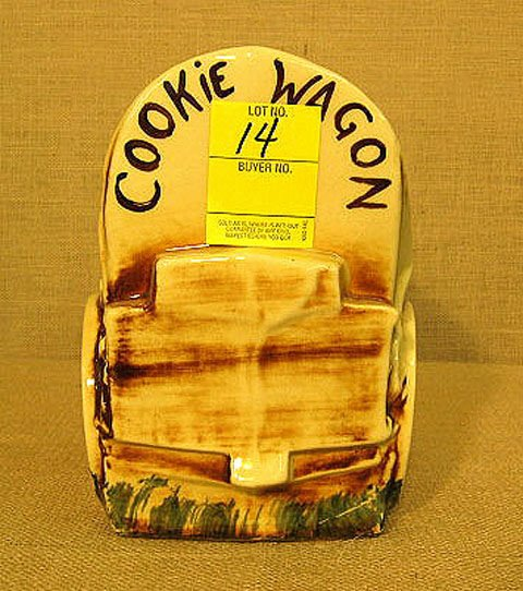 14: Co0kie Jar McCoy. Co0kie Wagon.