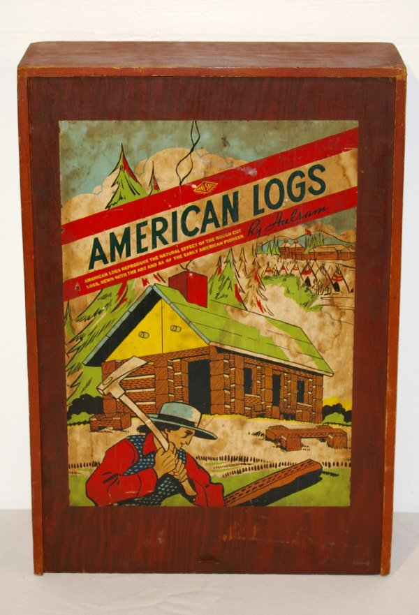 73: American Logs By Halsam