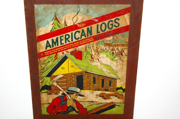 73: American Logs By Halsam - 3