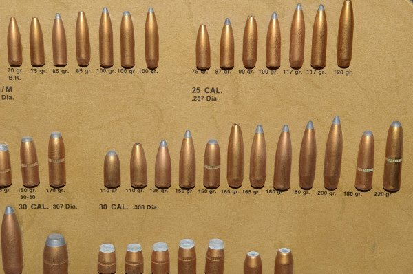 14: Sierra Bullet Board Ammo Advertising Sign - 4
