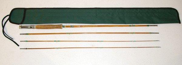 518: Bamboo Fly Rod