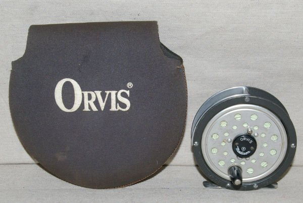 1018: Orvis Madison 6/7 Fly Fishing Reel