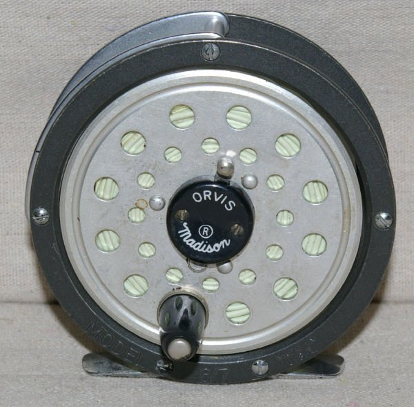 1018: Orvis Madison 6/7 Fly Fishing Reel - 2