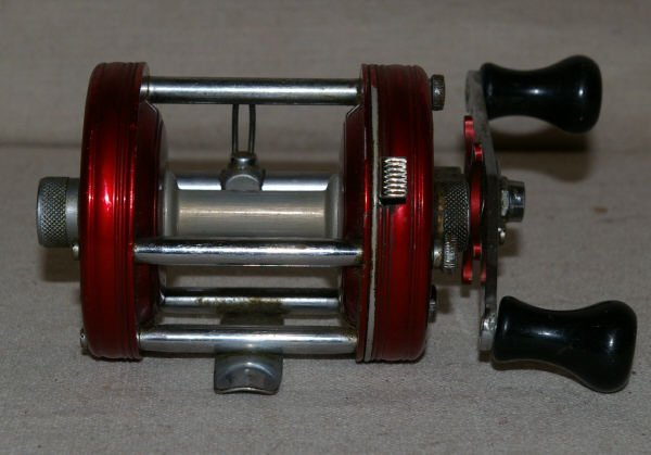 1066: Abu Ambassadeur 6000 Record Fishing Reel - 3