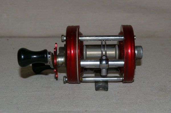 1066: Abu Ambassadeur 6000 Record Fishing Reel - 5