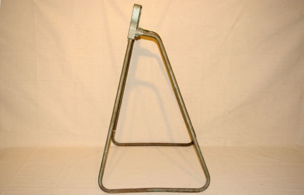 1090A: Vintage Johnson Outboard Motor Display Stand - 3