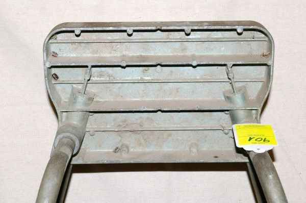 1090A: Vintage Johnson Outboard Motor Display Stand - 6