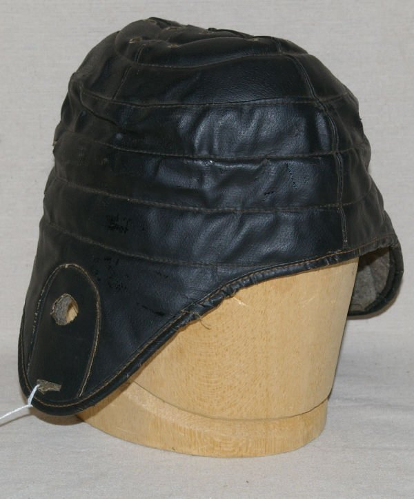 1132: Vintage Winchester Leather Football Helmet