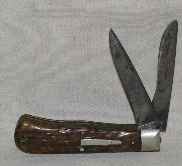 1202: Vintage Remington Bullet Knife R1123