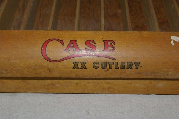 1257: Case XX Cutlery Countertop Display Case - 3