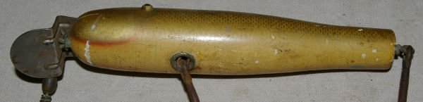 1277: Tarpon Pikie Creek Chub Lure - 5