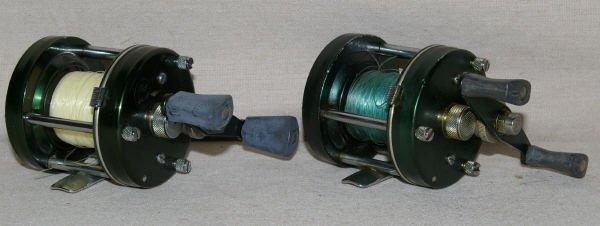 1288: Pair Of ABU Ambassadeur 5000D and 5500D Reels.