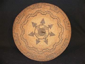 1034: Figural Apache Indian Basket